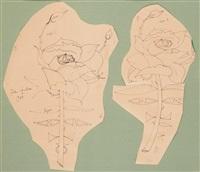 rosa 1 y rosa 2.1963 by jean cocteau