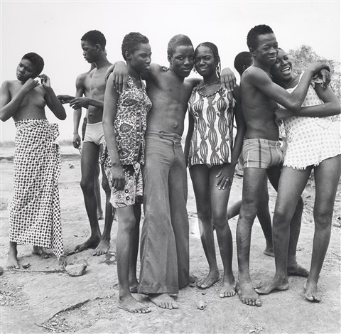 friends by malick sidibé
