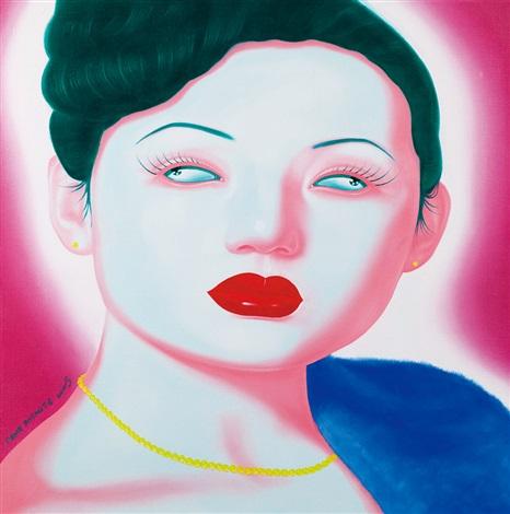 中国肖像 no.12 (chinese portrait no.12) by feng zhengjie