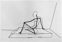 figur im raum by frank dornseif