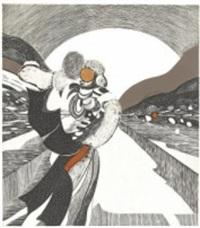 les roubaiyat de omar khayyam (portfolio of 10) by sirbegovic kemal