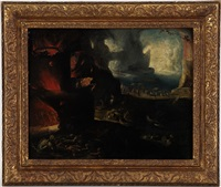 l'enfer by jakob isaacsz swanenburgh