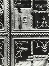cancello antico by vitaliano bassetti