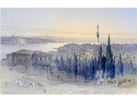 istanbul by angelos giallina