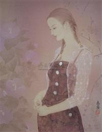 spring by jiao zhiguang