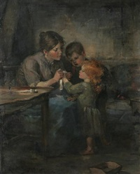 tender loving care by hannah clarke preston macgoun