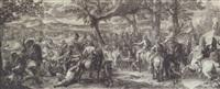 batailles d'alexandre by gérard audran