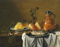 frühstücksstillleben by cornelisz mahu