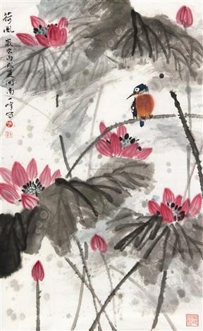 荷风 by chen yifeng