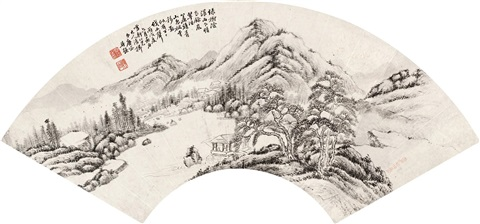 landscape by tang dai