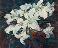 lilies by shelagh campbell