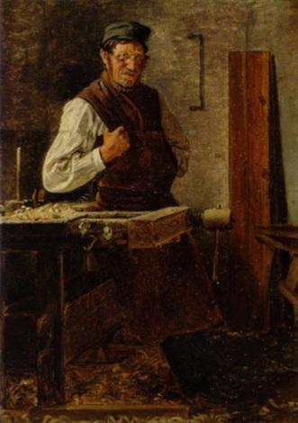landsbysnedkeren by christian jens c thorrestrup