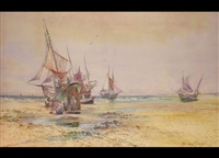 yarmouth bei ebbe by james hughes clayton