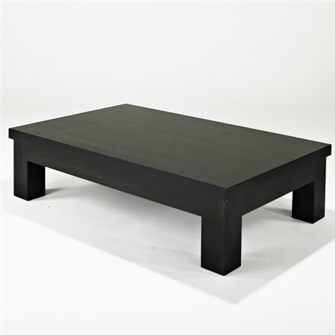 coffee table by christian liaigre