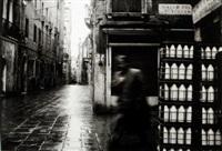 venezia - calle del scaleter by cesare colombo