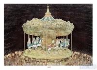 merry-go-round by liu wei