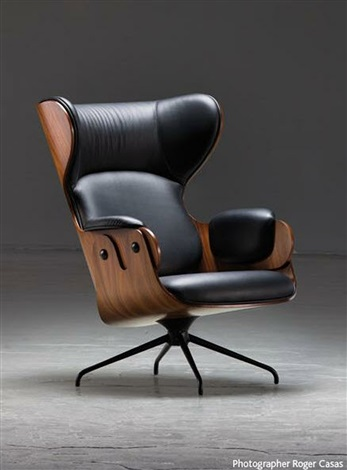 休闲椅 lounger chair by jaime hayon