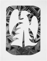 adler - negativ-form by horst gläsker
