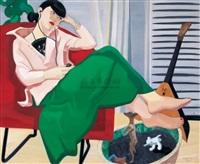 the journal of a post modern female painter by liu meizi