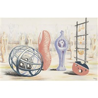 sculptural objects by henry moore