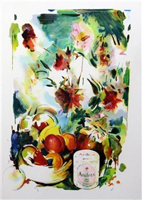 flower-piece b by richard hamilton