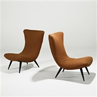 lounge chairs (pair) by karpin
