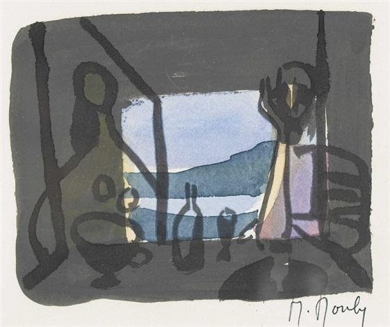 ausblick by marcel mouly