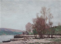 the edge of the loch by george houston