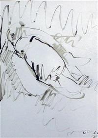 dead bird (study) by jamil naqsh