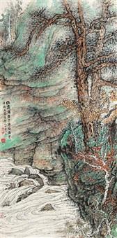 山水 by wu lifu