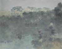 landscape by xu fu hou