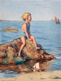 i'll be a sailor by margaret winifred tarrant