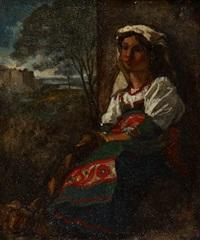 italienne by auguste bachelin