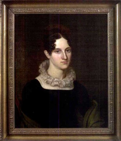 portrait of mrs gerardus by john vanderlyn