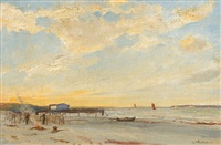 am strand by julius wentscher
