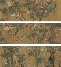 birds and blossoms by chinese school (17)