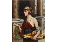 the fruit seller by harold h. piffard