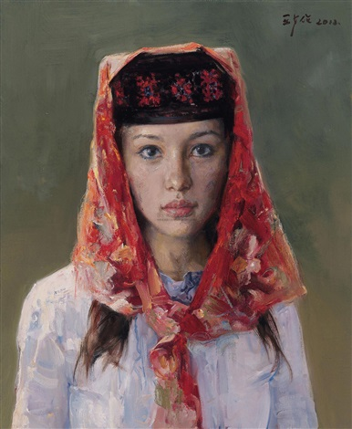 美丽班 beautiful girl by wang shaolun