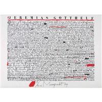 jeremias gotthelf grüss gott liebe leute und zürnet nüt! by walter rudolf mumprecht