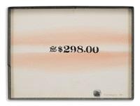 for $ 298,00 by edward kienholz