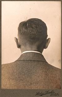 ohne titel (rückenansicht eines jungen mannes) by atelier lemkie
