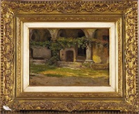 claustro porticado by gonzalo bilbao martínez