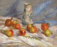 石榴 by liu dewen
