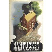 nantucket, the new haven railroad by ben nason