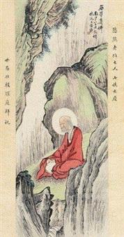 无量寿佛 by liu bin