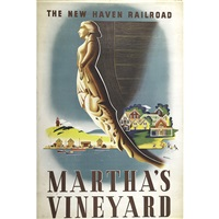 marthas vineyard, the new haven railroad by ben nason