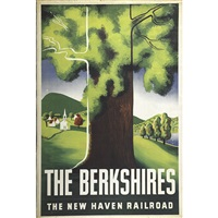 the berkshires, the new haven railroad by ben nason