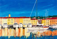st. tropez, france by doug scott