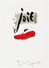 joie by walter rudolf mumprecht