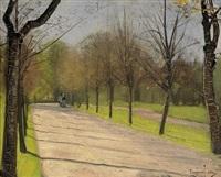 promenerande par by eugene fredrik jansson